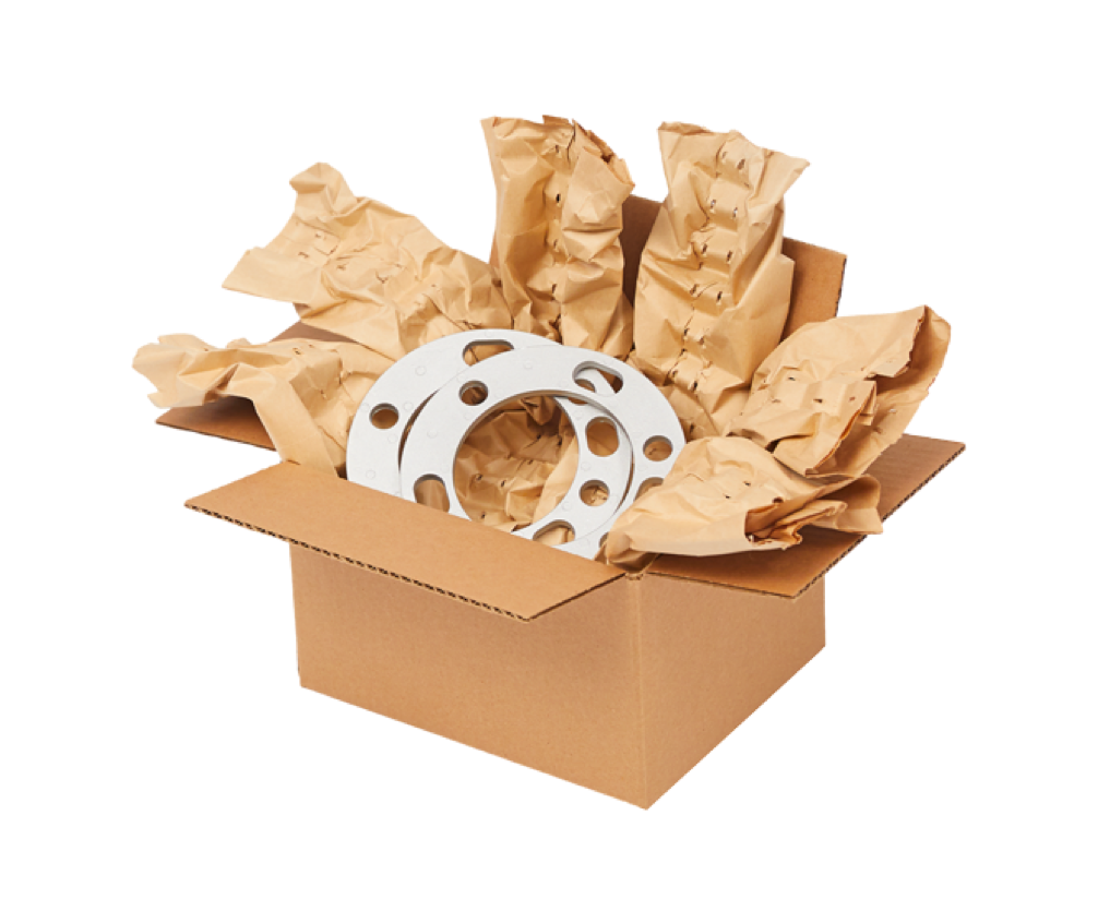 Cushioning packaging solution