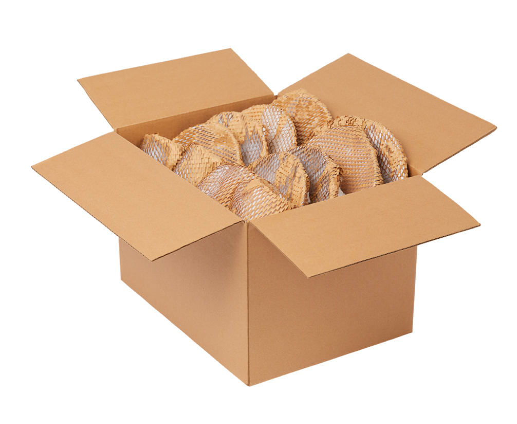 Wrapping packaging solution